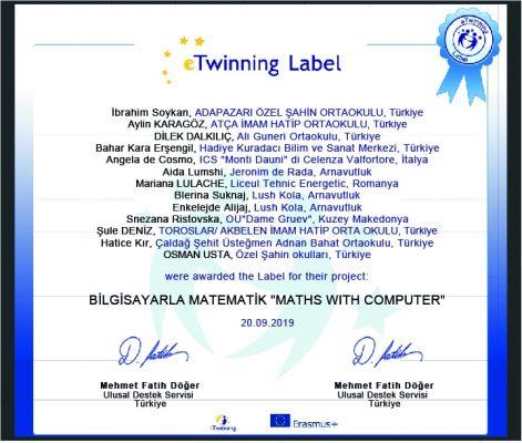 e-twinning-label